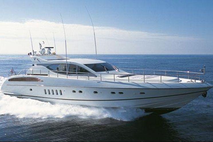 Charter Yacht BRAVO DELTA - Leopard (Arno) 24m - 3 Cabins - French Riviera - Nice - Cannes - Corsica - Sardinia