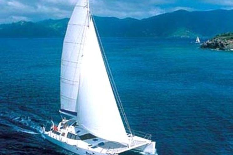 Charter Yacht BREANKER - Simonis 55 - 4 Cabins - Virgin Islands - St Thomas - Tortola