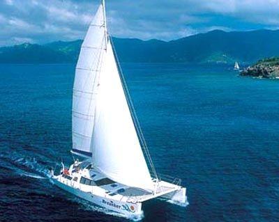 BREANKER - Simonis 55 - 4 Cabins - Virgin Islands - St Thomas - Tortola