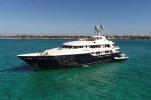 PICNIC - Feadship 165 - 6 Cabins - Bahamas - Caribbean Sea - Naples - Sicily