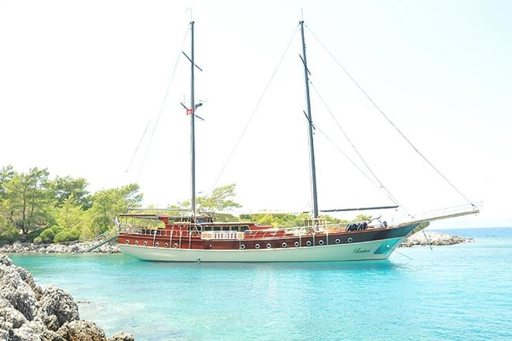 Charter Yacht BROTHERS - Gulet - 5 Cabins - Greece - Turkey