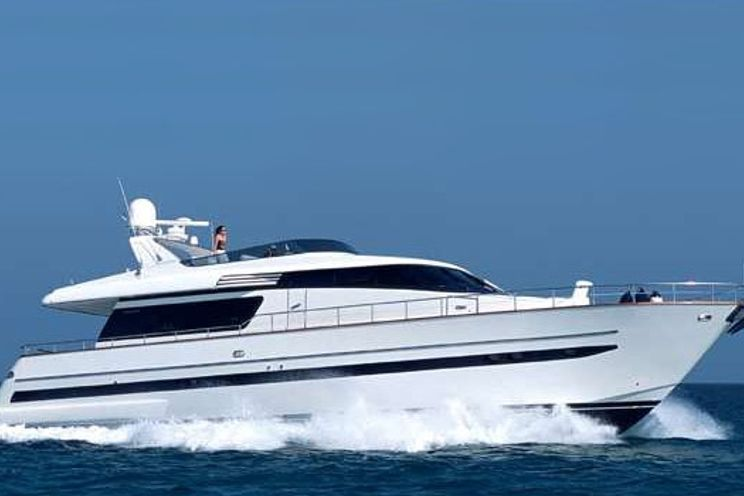 Charter Yacht BST - San Lorenzo 70 - St Tropez - Cogolin - Port Grimaud
