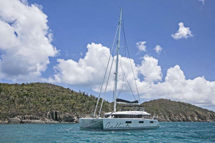 Charter Yacht CALLISTA - Lagoon 620 - 4 Cabins - Tortola - BVI - Grenadines