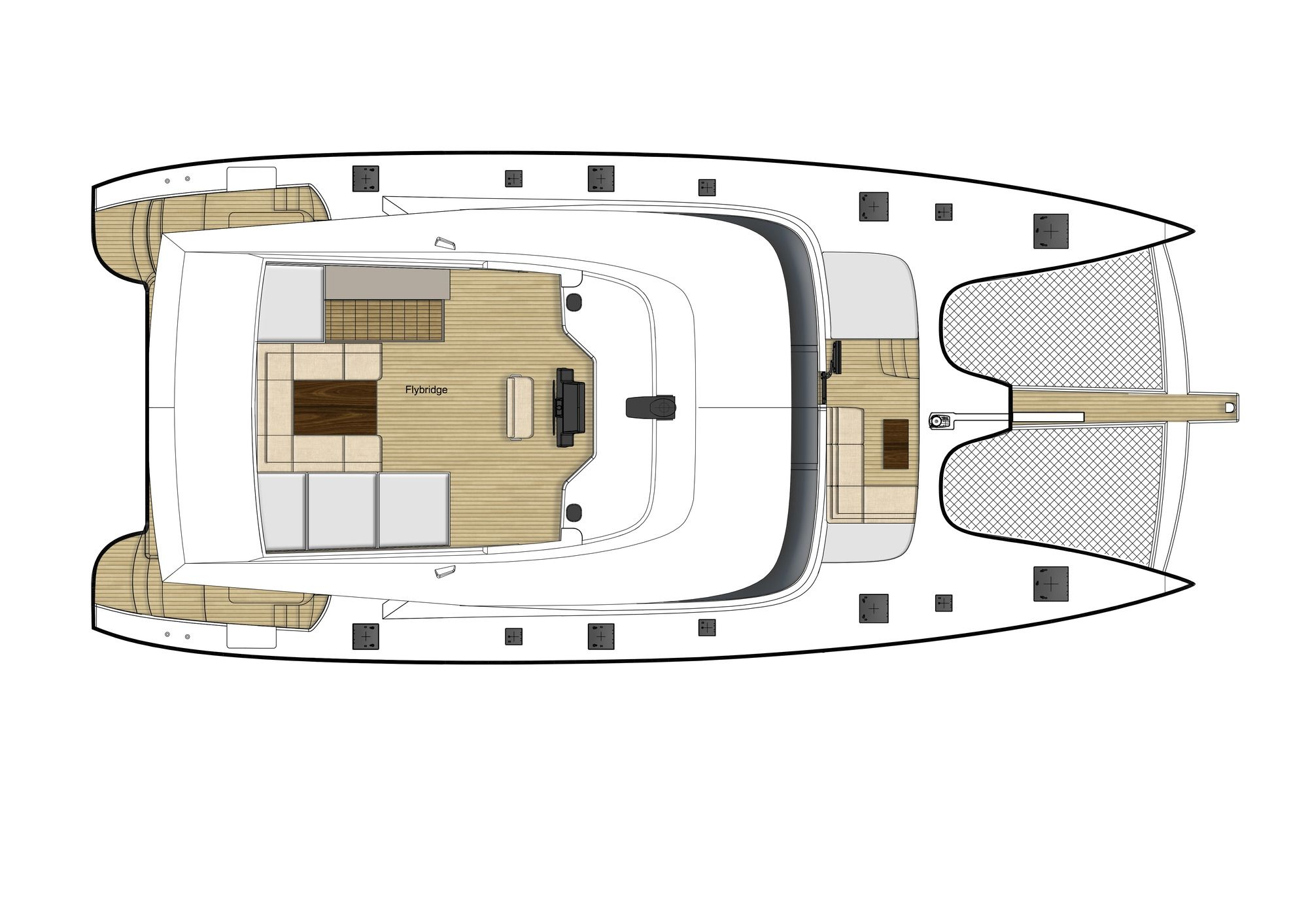 CALMAO Sunreef 74 Luxury Catamaran