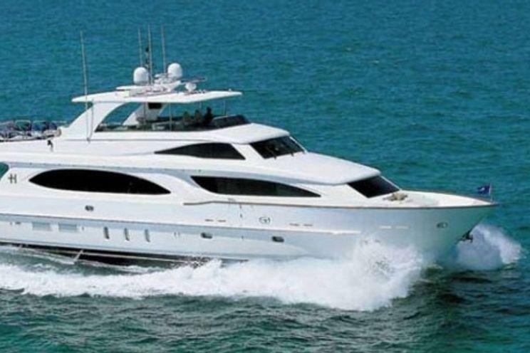 Charter Yacht CAMELOT - Hargrave 100 - 4 Cabins - Naples - Amalfi- Sardinia