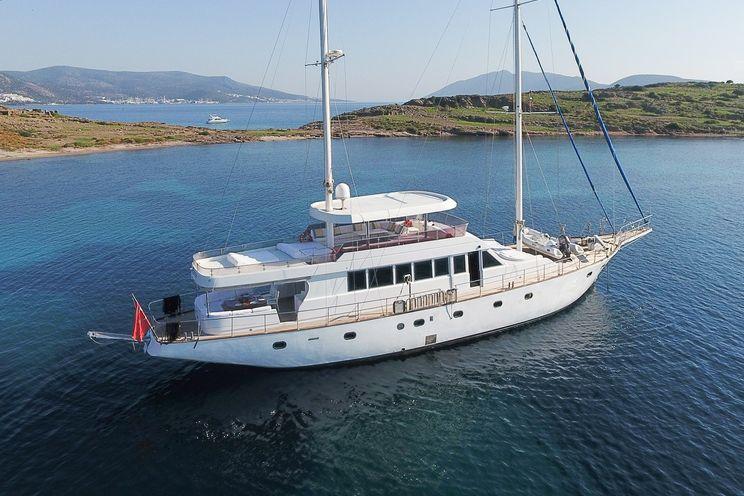 Charter Yacht CANEREN - Mengi Yay 27m - 4 Cabins - Gocek - Marmaris - Fethiye