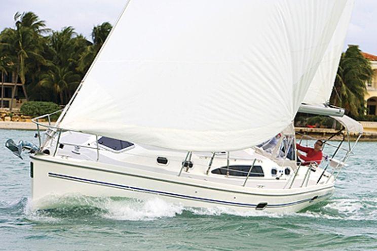 Charter Yacht Catalina 375 - 2 Cabins - Koh Chang and Koh Samui, Thailand