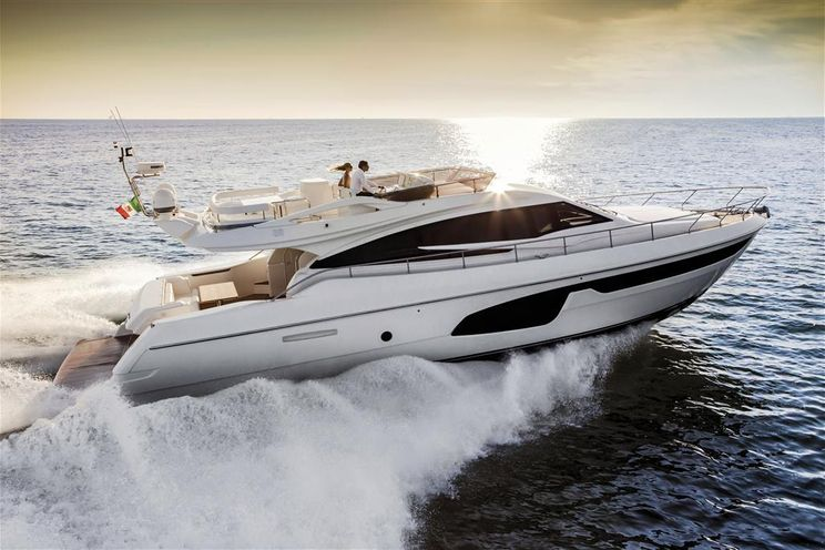 Charter Yacht CARE ONE - Ferretti 630 - 3 Cabins - St Tropez - Cannes - Porquerolles - Antibes