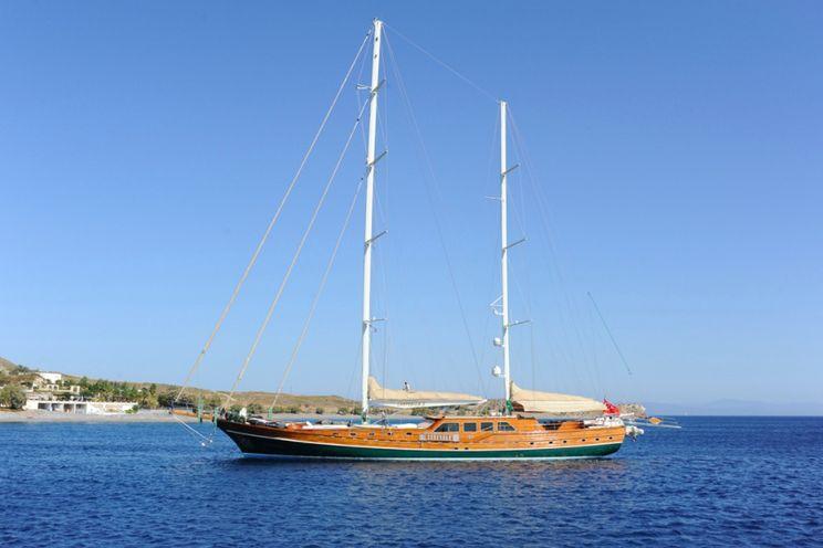 Charter Yacht CARPE DIEM V - 47m Gulet - 6 Cabins - Bodrum - Gocek