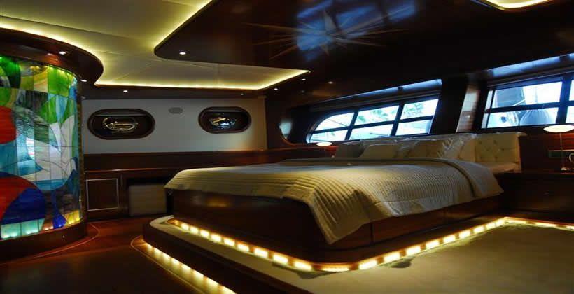 CARPEDIEM 4 Cabin