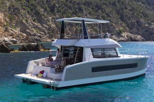 Fountaine Pajot MY 37 Quatuor - 4 Cabins - New Caledonia - South Pacifc