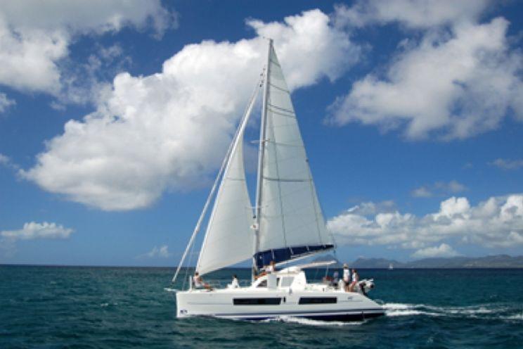 Charter Yacht Catana 41 OC - 4 Cabins - Tahiti, Bora Bora, South Pacific