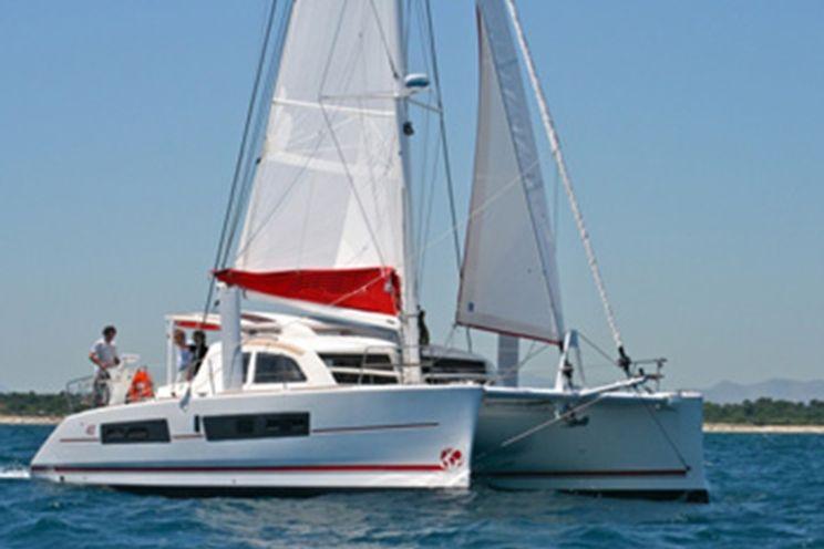 Charter Yacht Catana 42 CI with watermaker - 4 Cabins - Tahiti, Bora Bora an the South Pacific