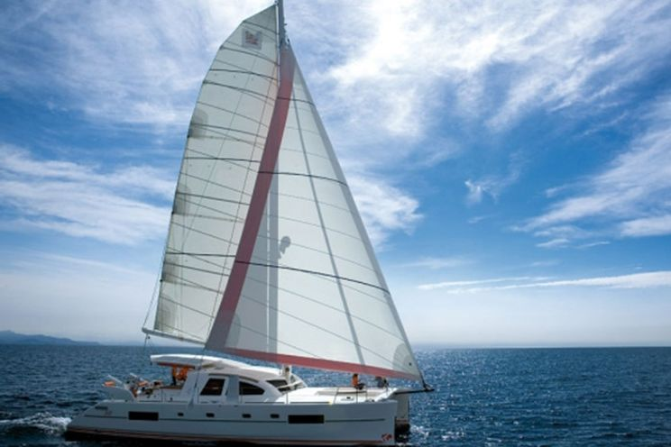 Charter Yacht Catana 50 Ocean Class - 5 Cabins - Tahiti,Bora Bora and the South Pacific