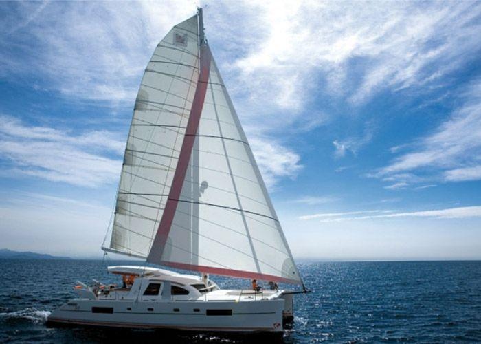 Catana 50 Ocean Class - 5 Cabins - Tahiti,Bora Bora and the South Pacific