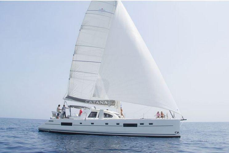 Charter Yacht LAVIEBEL