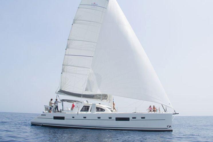 Charter Yacht Catana 55 - 6 Cabins - Tahiti,Bora Bora and the South Pacific