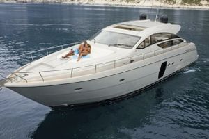 CAYENNE - Pershing 64 - 3 Cabins - Monaco - Antibes - Cannes - St Tropez