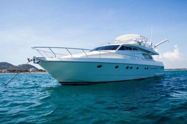 Charter Yacht CELINE - Ferretti 70 - 4 cabins - Naples - Positano - Amalfi - Capri