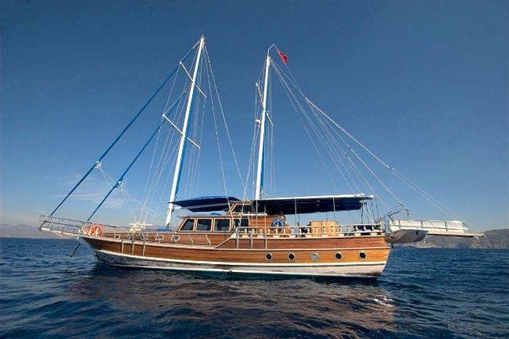 Charter Yacht CEYLAN - Ketch - 3 Cabins - Fethiye - Gocek