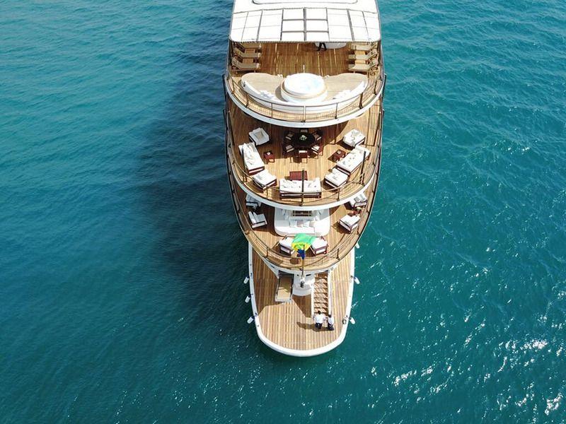 CHAKRA Devonport 282 Aerial