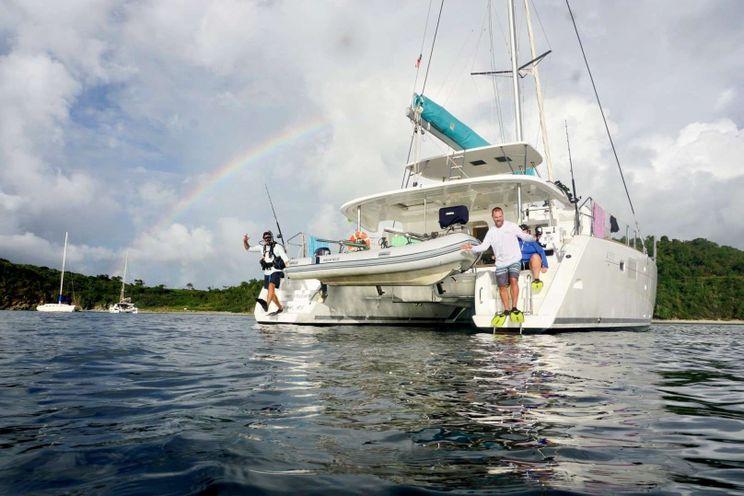Charter Yacht CHAOS INTERRUPTED -  3 Doubles - Tortola - St Thomas - Anguilla - Grenada