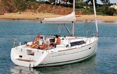Oceanis 34 - 3 Cabins - Tortola - Virgin Gorda