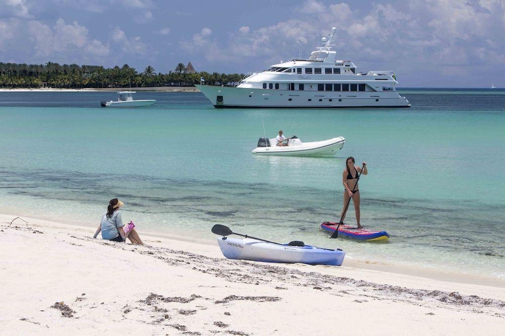 CHERISH II - Christensen 120 - 4 Cabins - Nassau - Paradise Island - Virgin Islands - Tortola