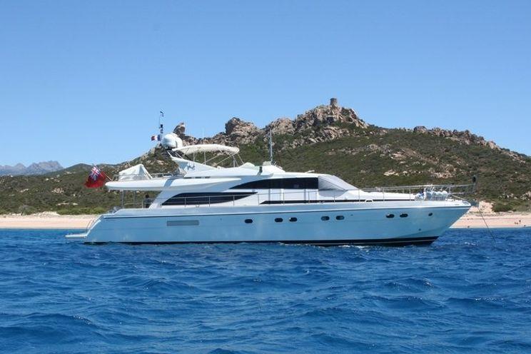 Charter Yacht CHEYENNE - Couach 2200 - 4 Cabins - Propriano - Ajaccio - Bonifacio