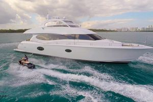CHIP - 84 Lazzara - Miami Day Charter Yacht - South Beach - Miami - Florida