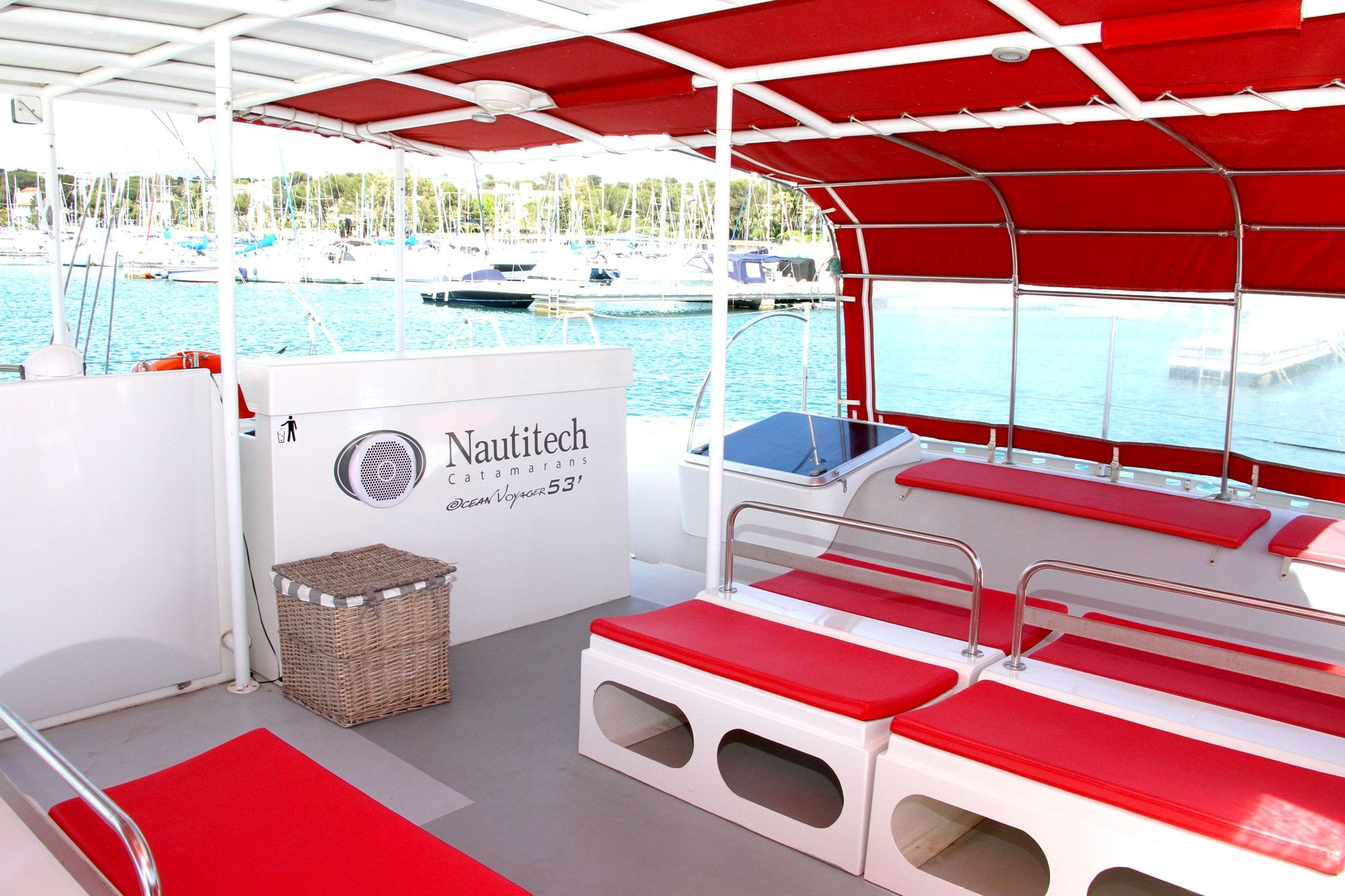 CIAO - Riviera Event Catamaran