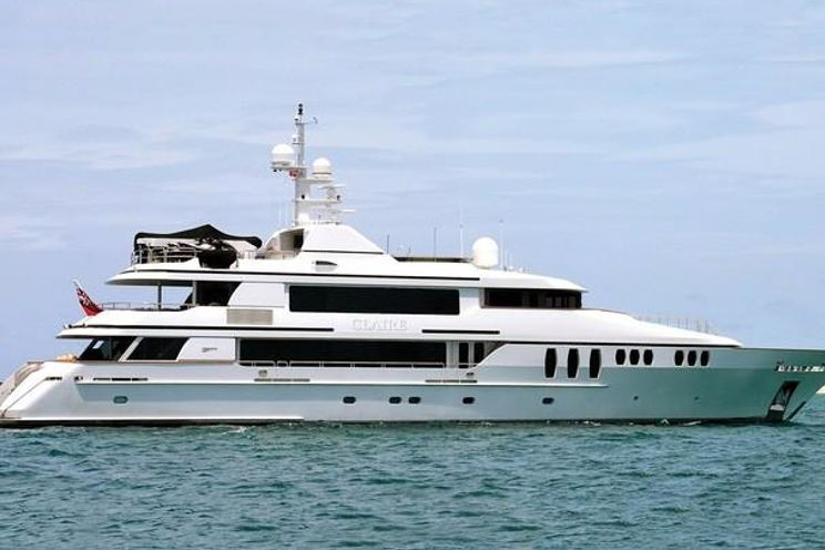 Charter Yacht CLAIRE - Trinity Yachts 150 - 5 Cabins - Fort Lauderdale - Miami - Nassau - Paradise Island - Staniel Cay