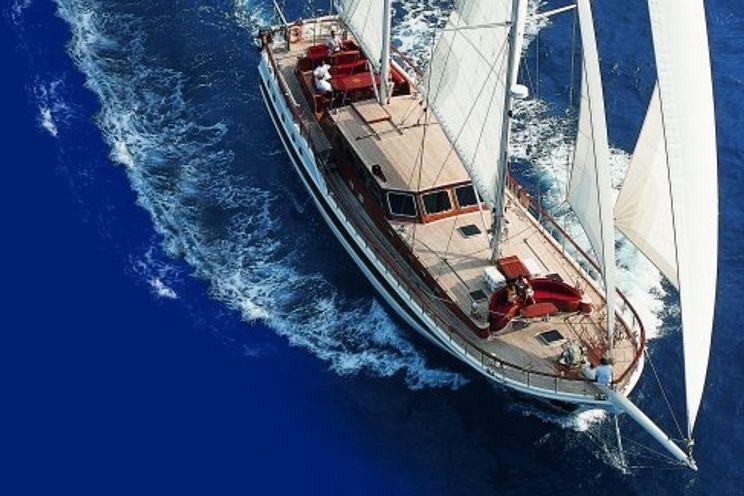 Charter Yacht CLARISSA - 4 Cabins - Antalya - Gocek - Bodrum