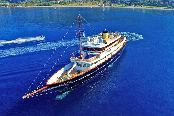 Charter Yacht CLARITY - 49m Bilgin - Bahamas - Nassau - Abacos
