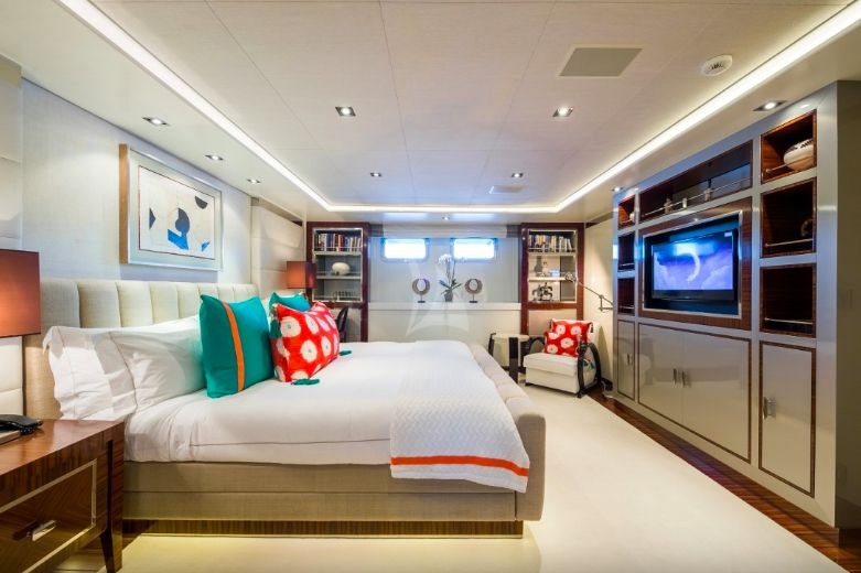 Clicia - 42m Baglietto - Luxury Motor Yacht - VIP (1)