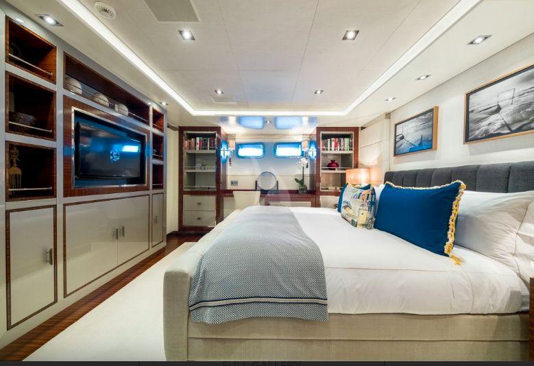 Clicia - 42m Baglietto - Luxury Motor Yacht - VIP (2)