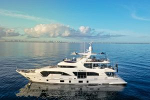 COOL BREEZE - Benetti 108 - New England - Fort Lauderdale