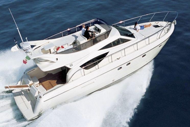 Charter Yacht CORALISSIMA - Ferretti 460 - 3 Cabins - Italy - Sardinia - Carloforte