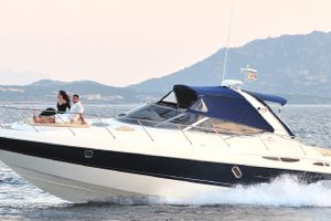 Cranchi 41 Endurance - 8 Guests Cruising - Porto Cervo - Olbia - Cannigione
