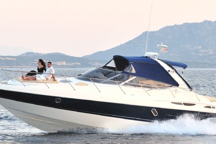 Charter Yacht Cranchi 41 Endurance - 8 Guests Cruising - Porto Cervo - Olbia - Cannigione