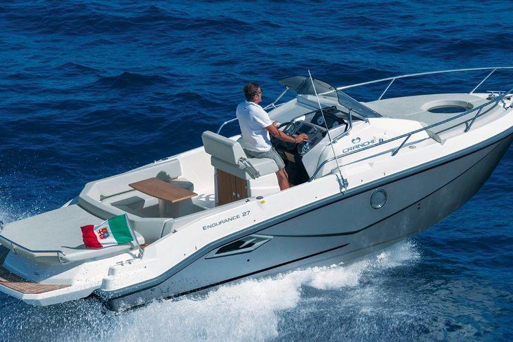 Charter Yacht Cranchi 27 - Day Charter - Sardinia - Porto Cervo - Porto rotondo