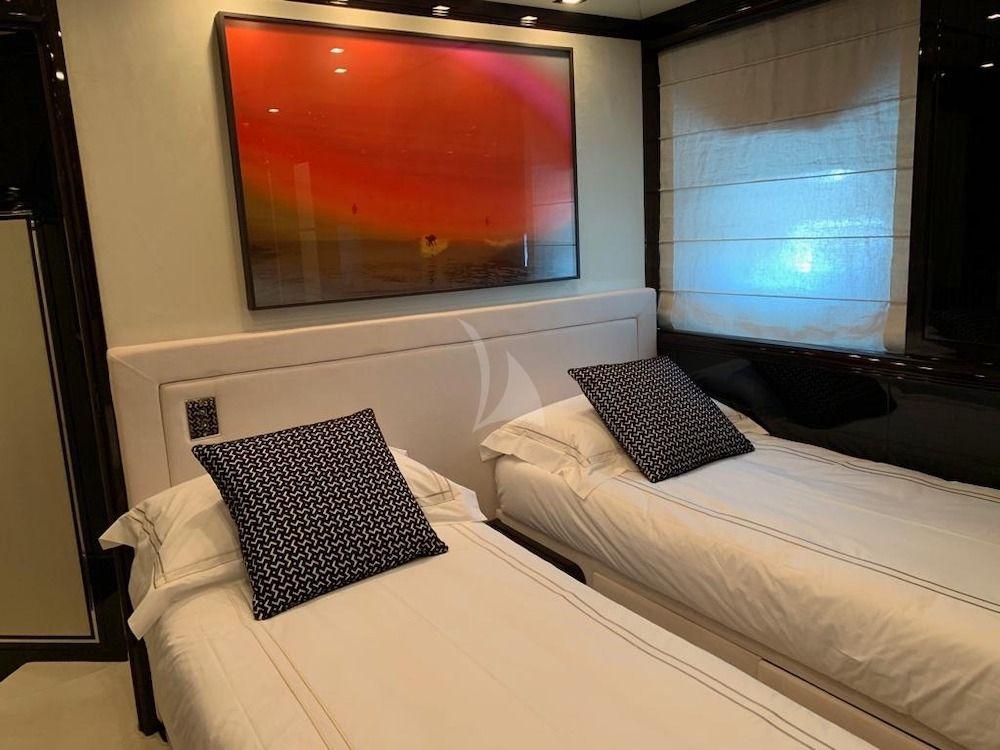CRAZY - Twin suite