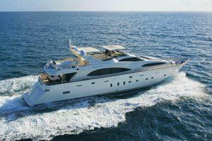 CRISTALES - Azimut 31m - 4 Cabins - Cannes - Monaco - Portofino - Porto Cervo