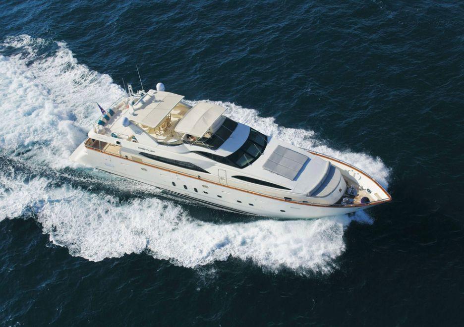 CRISTALEX Azimut 31m Luxury Motoryacht