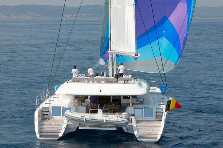 Charter Yacht CROCODILE DADDY - Lagoon 620 - 4 Cabins - Western Mediteranean - Caribbean - Virgin Islands