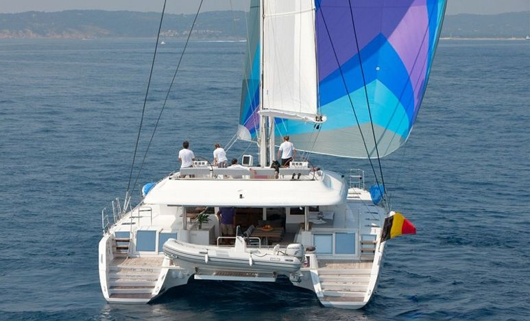 CROCODILE DADDY - Lagoon 620 - 4 Cabins - Western Mediteranean - Caribbean - Virgin Islands