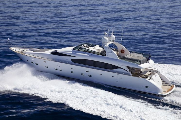 Charter Yacht CUDU - Maiora 90 - 4 Cabins - Athens - Mykonos - Kos - Lefkas - Paros