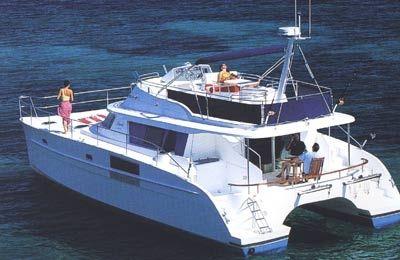 Cumberland 44 - 4 Cabins - Ibiza