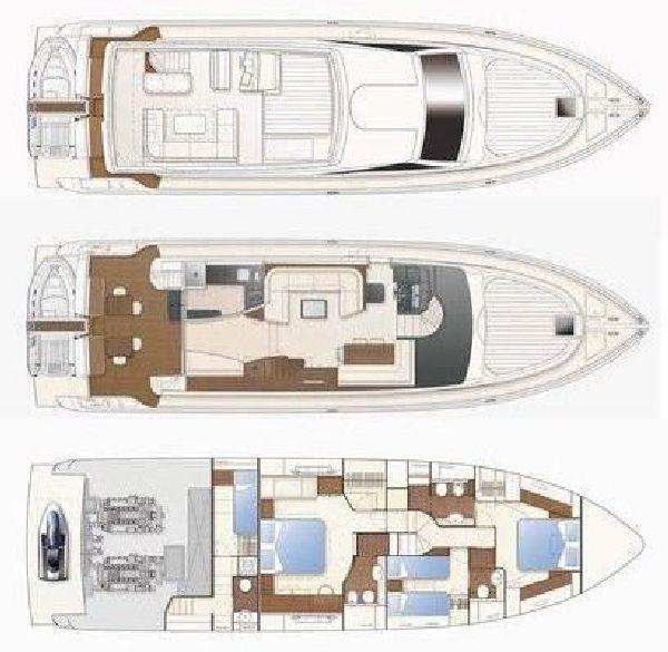 D`ARTAGNAN Ferretti 630 Luxury Motoryacht