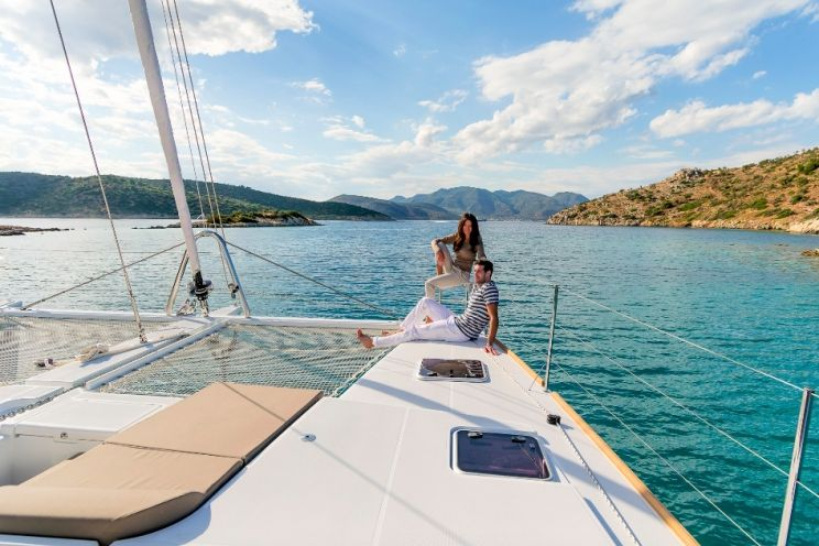 Charter Yacht DADDYS HOBBY - Lagoon 560 - 4 Cabins - Lavrio - Athens - Mykonos